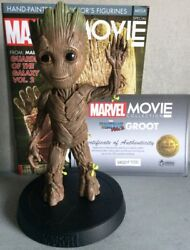 Marvel Movie Collection Mega Special 4 Life-size Groot Figurine 11in Guardian