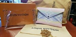 LOUIS VUITTON KIRIGAMI ESCALE LIMITED EDITION SN 2250 SIZE LARGE $650.00