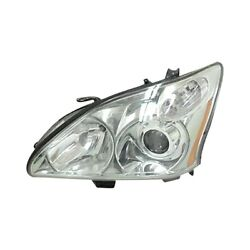 Replace Lx2502139oe Driver Side Replacement Headlight Brand New