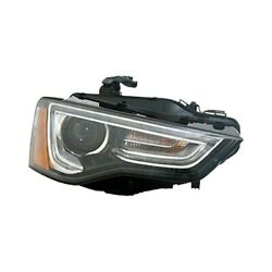 For Audi A5 2013-2016 Replace Au2503181 Passenger Side Replacement Headlight