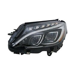 For Mercedes-benz C300 15-18 Replace Mb2502226 Driver Side Replacement Headlight