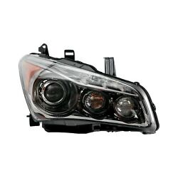 For Infiniti Qx56 11-13 Replace Passenger Side Replacement Headlight Brand New