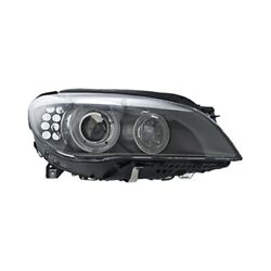 For Bmw Alpina B7l 11-12 Replace Bm2519168 Passenger Side Replacement Headlight