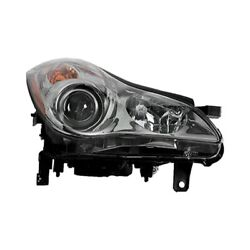 For Infiniti Ex35 10 Replace Passenger Side Replacement Headlight Brand New