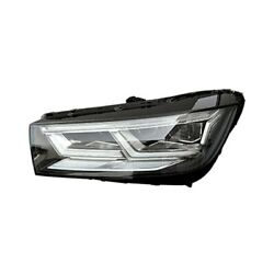 For Audi Q5 18 Replace Au2502208oe Driver Side Replacement Headlight Brand New