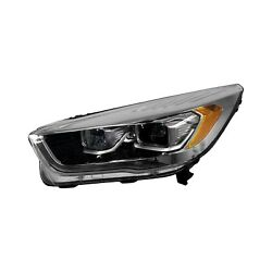 For Ford Escape 2017 Replace Fo2518135c Driver Side Replacement Headlight