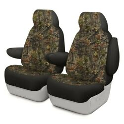 For Lincoln Mkt 10-18 Dash Designs Camo 2nd Row Woods Custom Seat Covers