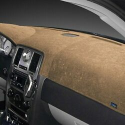 For Buick Regal Tourx 18-20 Dash Designs Brushed Suede Oak Dash Cover