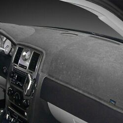 For Mercedes-benz E53 Amg 19-20 Dash-topper Brushed Suede Charcoal Dash Cover
