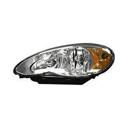 For Chrysler Pt Cruiser 06-10 Pacific Best Driver Side Replacement Headlight