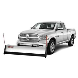 For Ford F-250 Super Duty 17-19 Snowsport 80674/40138 Hd Utility Plow 96 Blade
