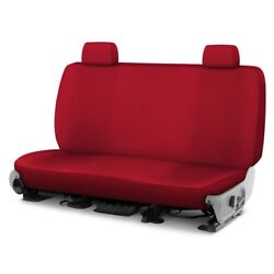 For Ford Courier 72-82 Genuine Neoprene 1st Row Red Custom Seat Cover
