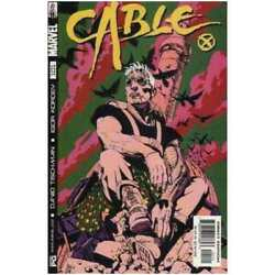 Cable 1993 Series 101 In Near Mint Minus Condition. Marvel Comics [kf]