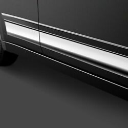 For Cadillac Dts 2006-2011 Saa Th46259 L-type Polished Rocker Panel Covers