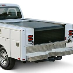 Pace Edwards Manual Retractable Utility Tonneau Cover W Canister
