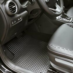 For Scion Tc 05-10 Floor Mats X-mats 1st, 2nd Row And Cargo Mat Folded Up Seats
