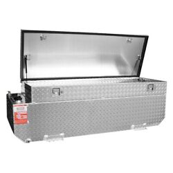Combo Auxiliary Notched Gasoline Transfer Tank W Toolbox