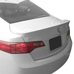 For Acura Ilx 13-18 T5i Factory Style Flush Mount Rear Spoiler Unpainted