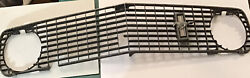 Original Vintage 1969 Ford Mustang Grill Front Used Old Take Off