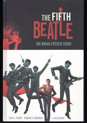 The Fifth Beatle The Brian Epstein Story Hc Tiwary, Kyle Baker New Sealed 50