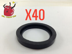 40 New Rubber Gaskets Gas Can Spout Gott Rubbermaid Blitz Wedco Scepter Eagle