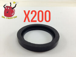 200 New Rubber Gaskets Gas Can Spout Gott Rubbermaid Blitz Wedco Scepter Eagle