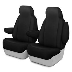 For Ford Courier 72-82 Genuine Neoprene 1st Row Black Custom Seat Covers