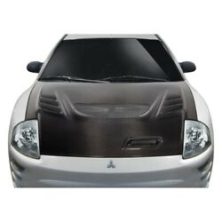 For Mitsubishi Eclipse 2000-2005 Carbon Creations Evo Gt Style Carbon Fiber Hood