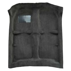 For Toyota Tercel 91-94 Carpet Essex Replacement Molded Gray Complete Carpet Kit