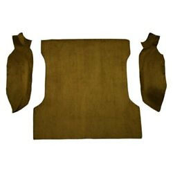 For Ford Bronco 78-79 Carpet Essex Replacement Molded Beige Complete Cargo Area
