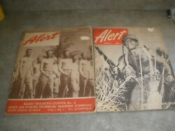 2 Wwii Alert Basic Training Army Air Force Aaf Center Miami Beach Book Magazines