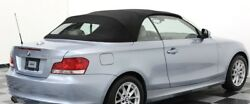 08-17 Bmw 1 Series Replacement Convertible Soft Top Twillfast Rpc Pebble Beige