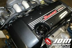 Toyota Altezza Rs200 Is200 3s Beams Engine Trans Jdm 3sge 9372916 Free Shipping