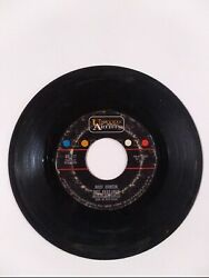 Marv Johnson Not Available / Come On And Stop 7 45 Rpm United Artists Records
