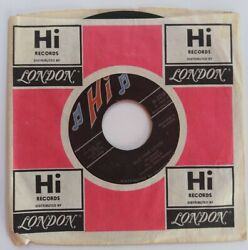 1972 Al Green Old Time Lovinand039 /iand039m Still In Love With You 45 Rpm 7 Hi Records
