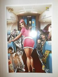 Grimm Fairy Tales Presents Oz 1 Nm Or + Limited 750 San Diego Comic Con Edition