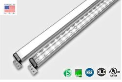Eclipse Cls Led Light Made In Usa 6ft 4000k 75k Hrs 4536 Lum 10 Pack