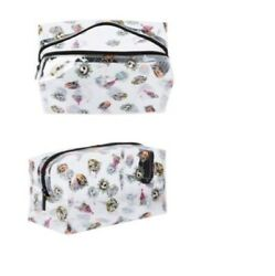 NWT Makeup Revolution Nightmare Before Christmas Clear Cosmetic Bag $20.00