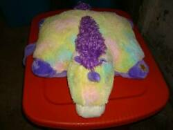 Great Condition.led Unicorn Rainbow Pillow Pets Glow Pet Large 16 Toy Gift