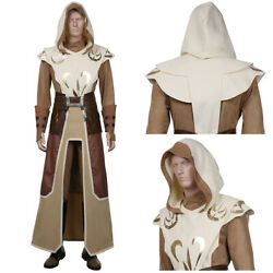 Star Wars The Clone Wars-jedi Temple Guard Uniform Cosplay Costume Suit Outfit