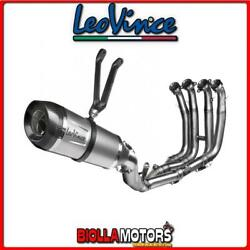 8472s Exhaust Full Leovince Bmw S 1000 Rr 2009-2014 Factory S Inox/carbon