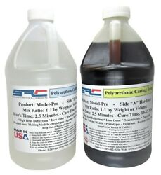 Model Pro Polyurethane Resin For Casting Crafts In Silicone Molds - 1 Gallon Kit