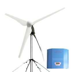 Tumo-int 2000w 3blades Bent Tail Wind Turbine Windmill With Controller 48v