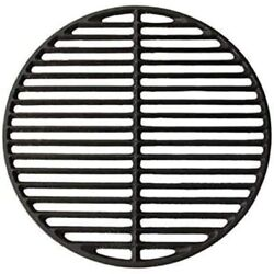 15 Round Grilling Cooking Grate For Medium Big Green Egg Grill Smoker Fire Pit