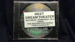 Dream Theater Home Promo CD SEALED PRCD 7408 2