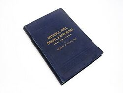 Centrifugal Pumps Turbines And Water Motors Charles Innes - Vintage Book 1983