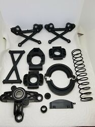 HPI Baja 5B SS T SC RTR Parts Lot Shock Tower Air Filter Hub Carrier Clutch hold $22.99