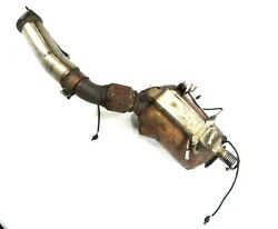 2009 Bmw X5 E70 3.0l M57y Turbo Diesel Engine Exhaust Particulate Filter