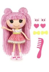 Lalaloopsy Jewel Sparkles Loopy Silly Pink Yarn Hair Doll Full Size 12