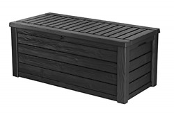 Keter Westwood 150 Gallon Resin Large Deck Box-organization And Storage For And
